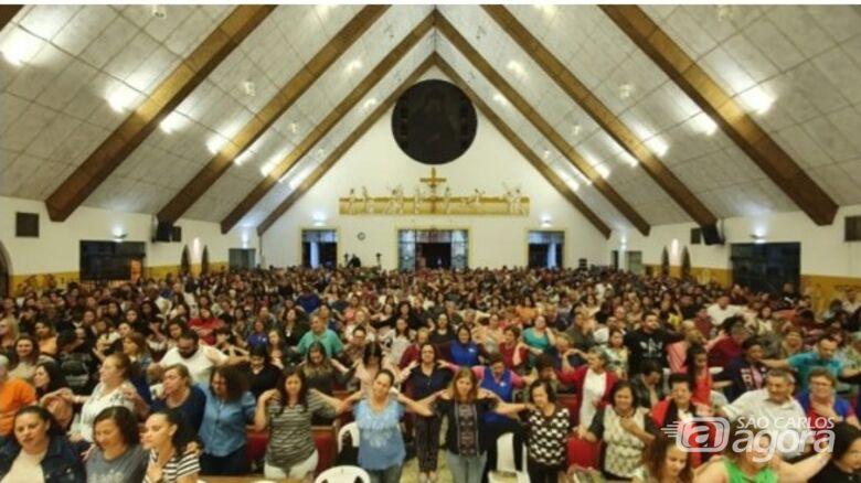 SOS Oração antecipa retorno e retoma as atividades - Crédito: Divulgação