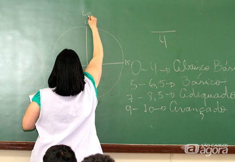 Encerra nesta sexta (3) cadastro para professor temporário na rede estadual - Crédito: Do Portal do Governo