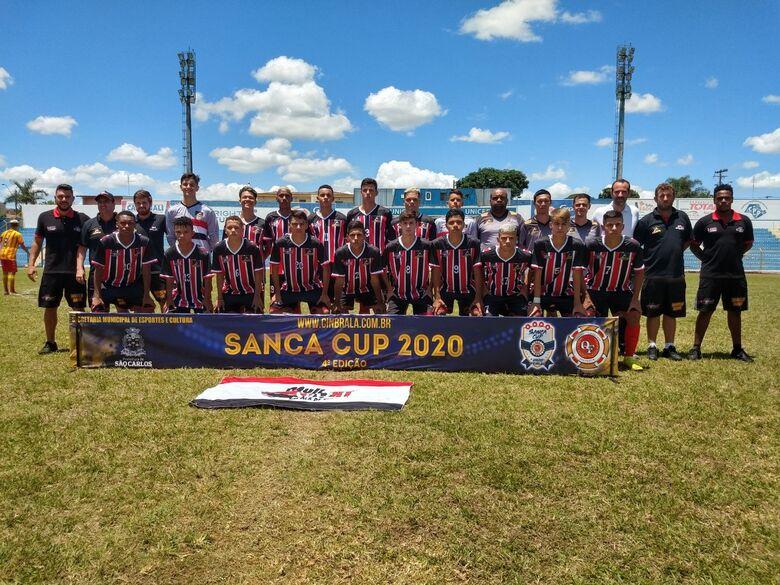Multi Esporte/La Salle conquista Sanca Cup no sub16 - Crédito: Divulgação