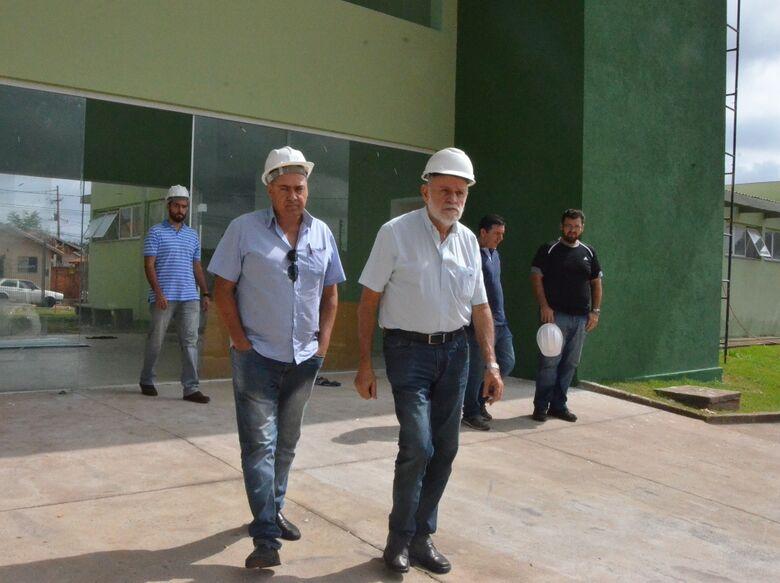 USF do Jardim Zavaglia será inaugurada sexta-feira - Crédito: Divulgação