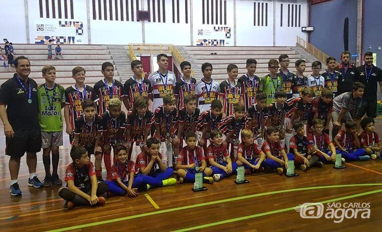 Multi Esporte/La Salle retorna aos treinos e visa 2020 - Crédito: Divulgação