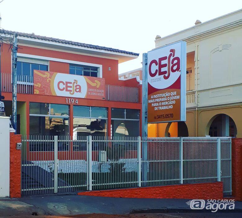 Ceja São Carlos está contratando - Crédito: Divulgação