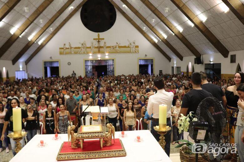SOS Oração atrai público recorde em primeiro encontro de 2020 - Crédito: Divulgação