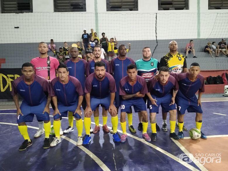 Deportivo vence e está nas semifinais da Copa Verão de Torrinha - Crédito: Marcos Escrivani