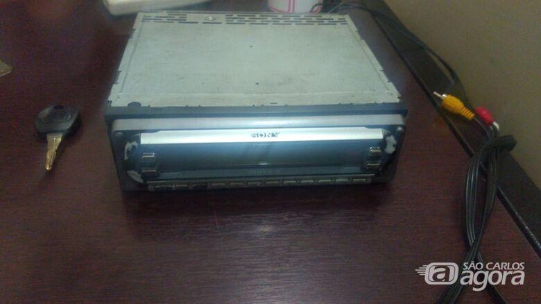 Após furtar aparelho de som, ladrão é detido no CDHU - Crédito: Divulgação