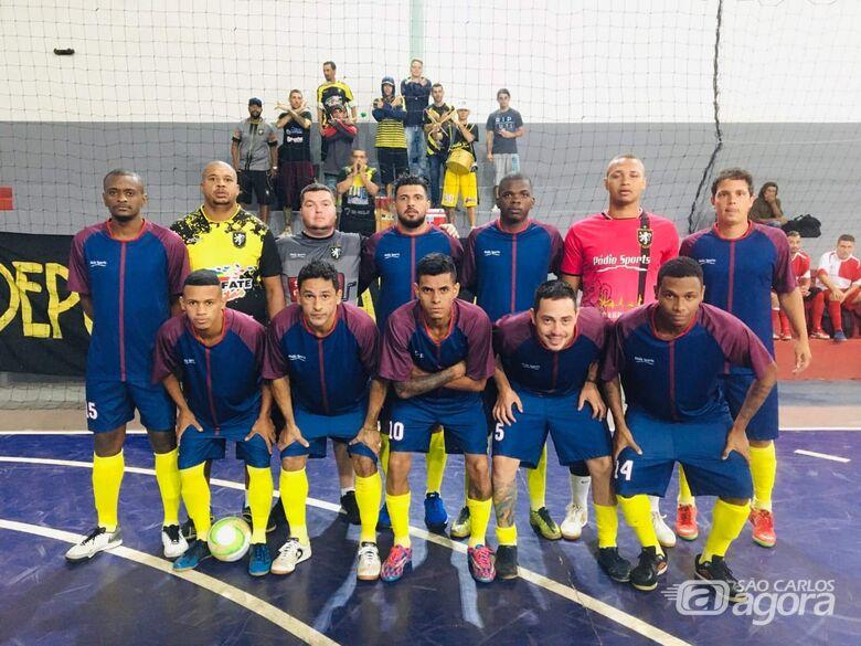 Nos pênaltis, Deportivo Sanka despacha inhembi e está na final da Copa Verão em Torrinha - Crédito: Marcos Escrivani