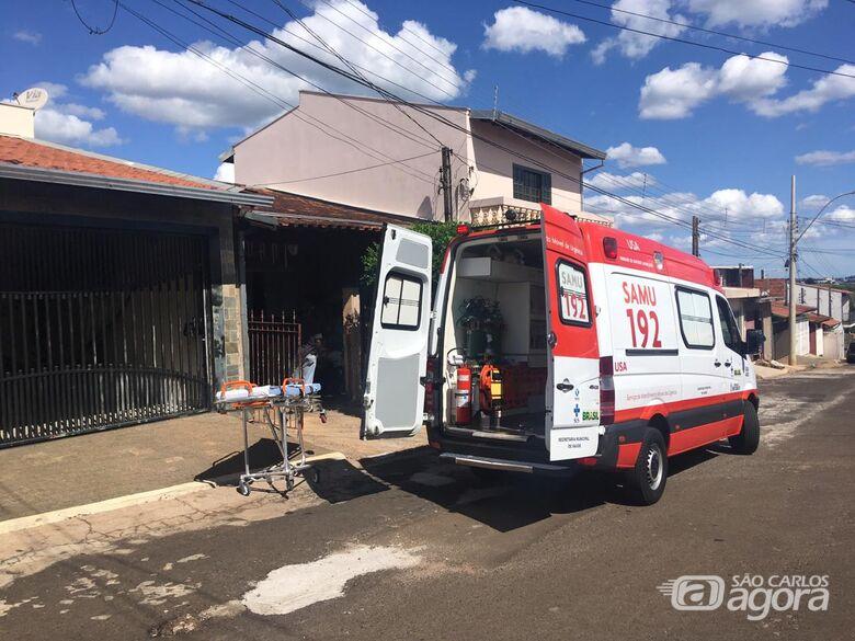 Homem fica ferido ao cair de laje no Belvedere - Crédito: Divulgação