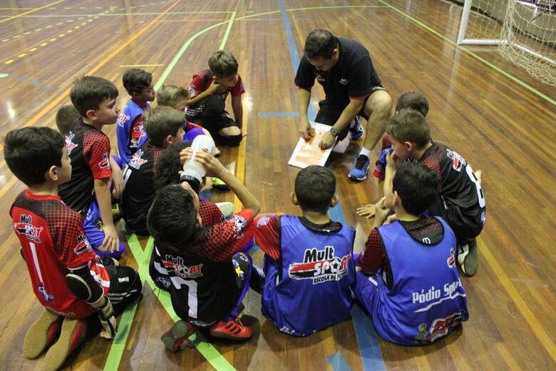 Multi Esporte/La Salle inicia preparação para as competições de 2020 - Crédito: Divulgação