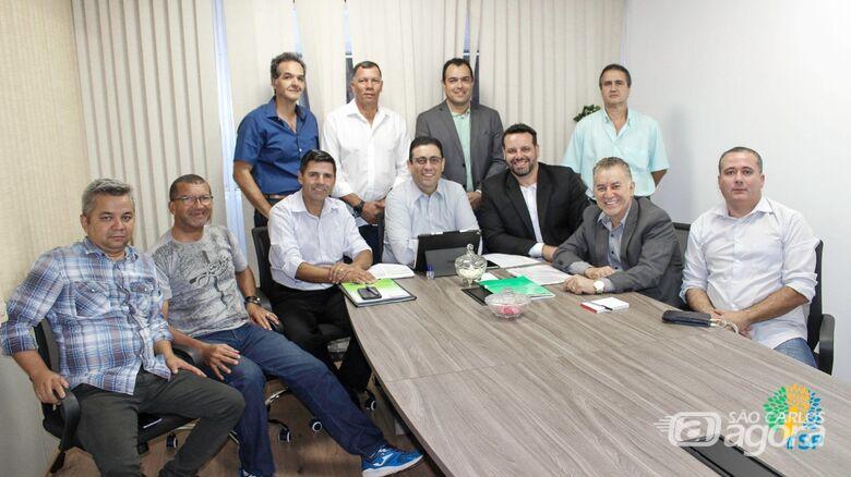 Reunião define candidatura majoritária do Republicanos São Carlos - Crédito: Divulgação