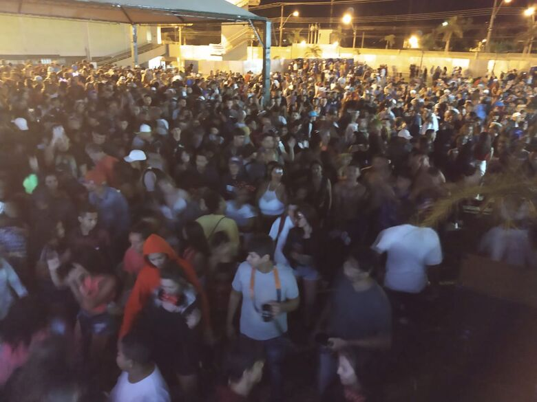 Carnaval continua nesta segunda-feira; confira a programação - Crédito: Divulgação