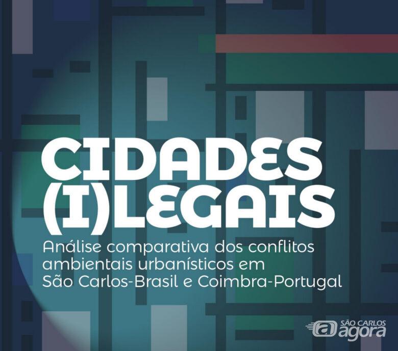 E-book aponta conflitos ambientais em São Carlos e possíveis soluções - Crédito: Divulgação