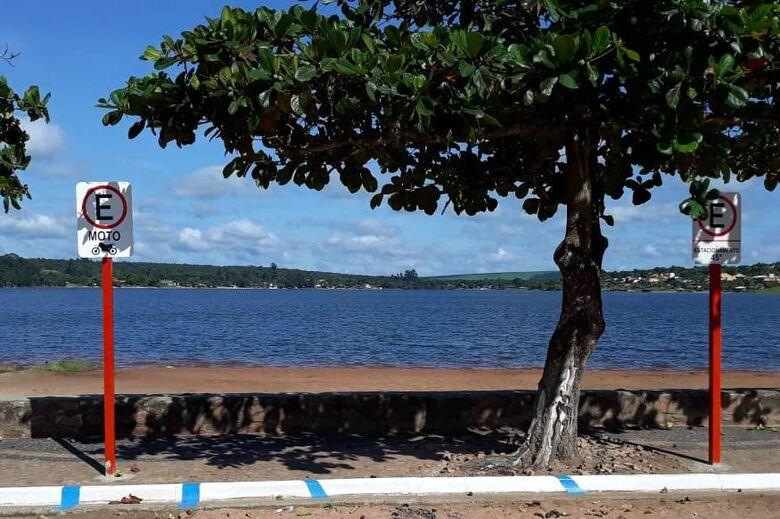 Represa do Broa recebeu bandeira verde da Cetesb - Crédito: Divulgação