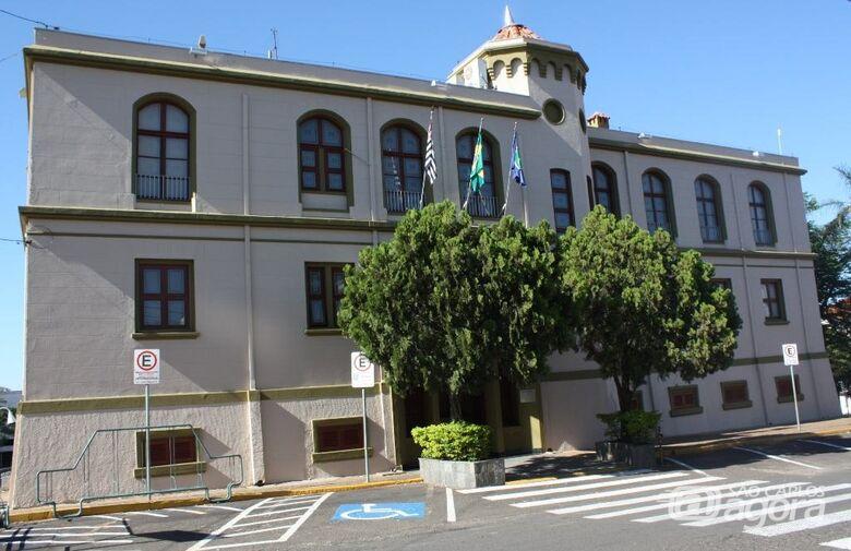 Câmara Municipal de São Carlos - Crédito: Arquivo/SCA