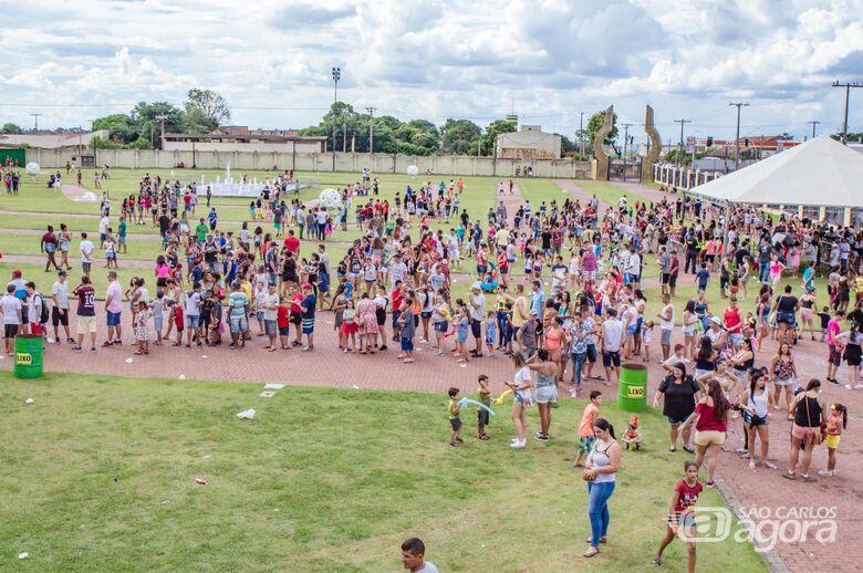 Prefeitura de Ibaté realiza Matinê de Carnaval para a criançada no dia 23 - Crédito: Divulgação