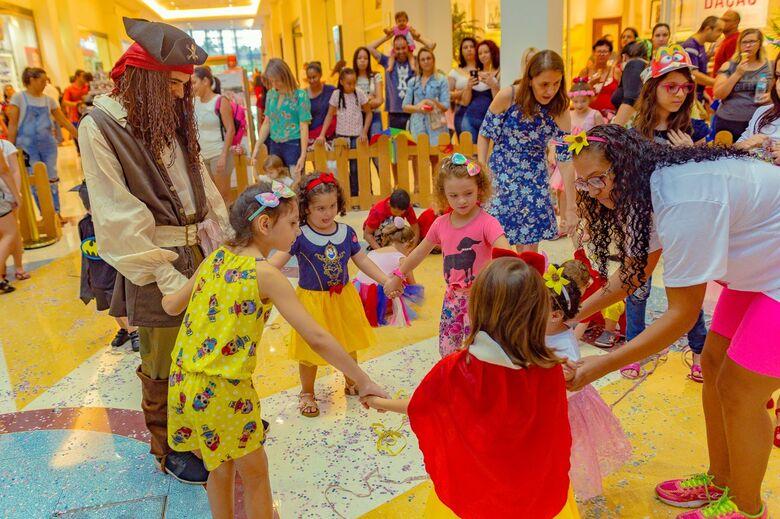 Iguatemi São Carlos promove concurso de fantasias infantis no Carnaval - Crédito: Divulgação