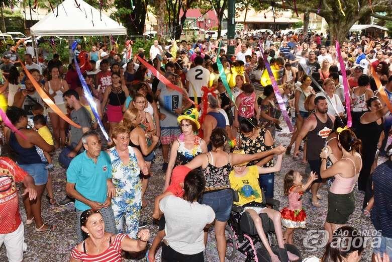 Domingo tem pré-carnaval na Praça XV - Crédito: Divulgação