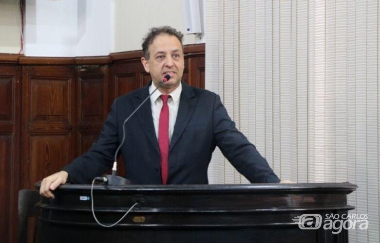 Vereador Chico Loco (PSB) - Crédito: Divulgação
