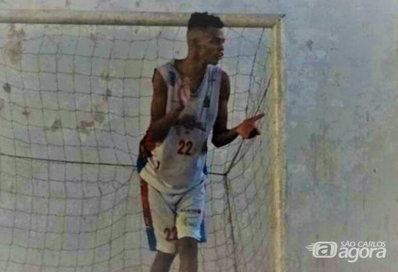 Gabrielzão foi o cestinha de todo o campeonato sub17 da Liga Centro Oeste - Crédito: Marcos Escrivani