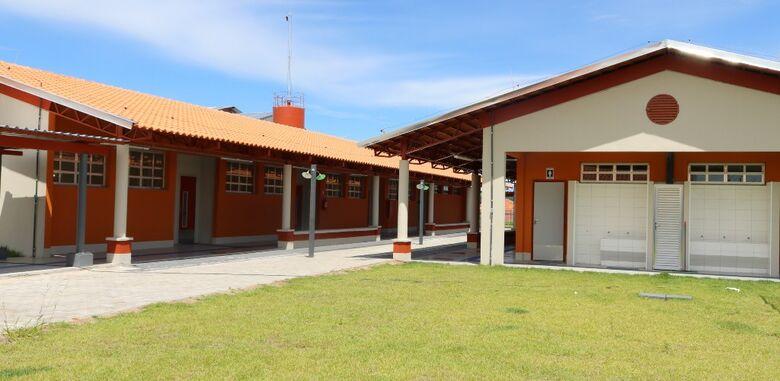 EMEB Ulysses Ferreira Picollo será inaugurada sábado - Crédito: Divulgação