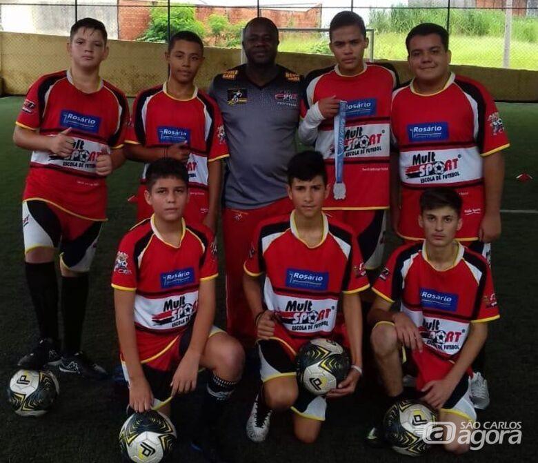 Mult Sport faz em Araraquara o primeiro amistoso de 2020 - Crédito: Divulgação