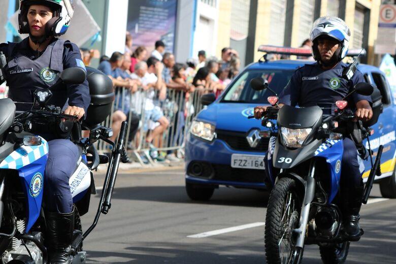 Policiamento será redobrado durante Carnaval em São Carlos - Crédito: Divulgação