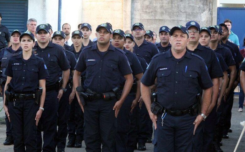 Prefeitura fará concurso público para contratar mais 37 guardas municipais - Crédito: Arquivo SCA