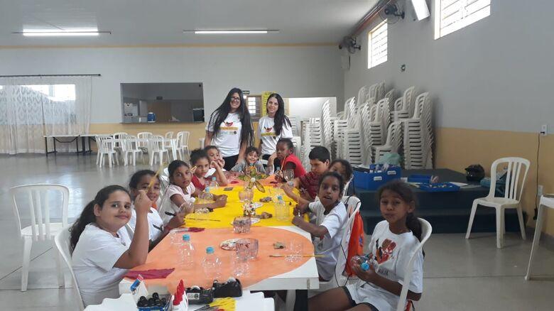 Projeto Social Uirapuru Mirim 2020 abre vagas em São Carlos - Crédito: Divulgação