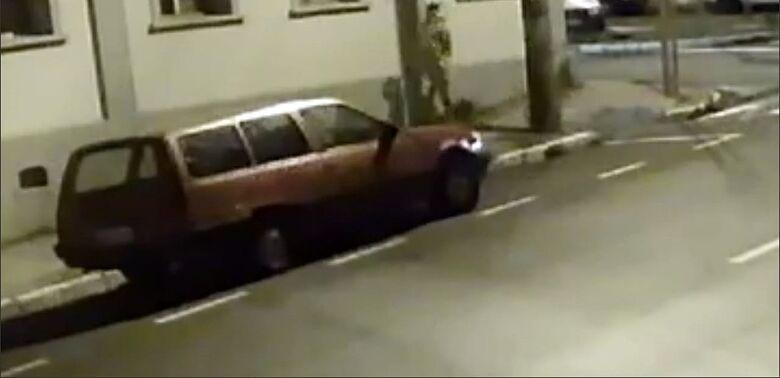 Advogado tem o carro furtado ao acompanhar a mãe internada na Santa Casa - Crédito: Divulgação