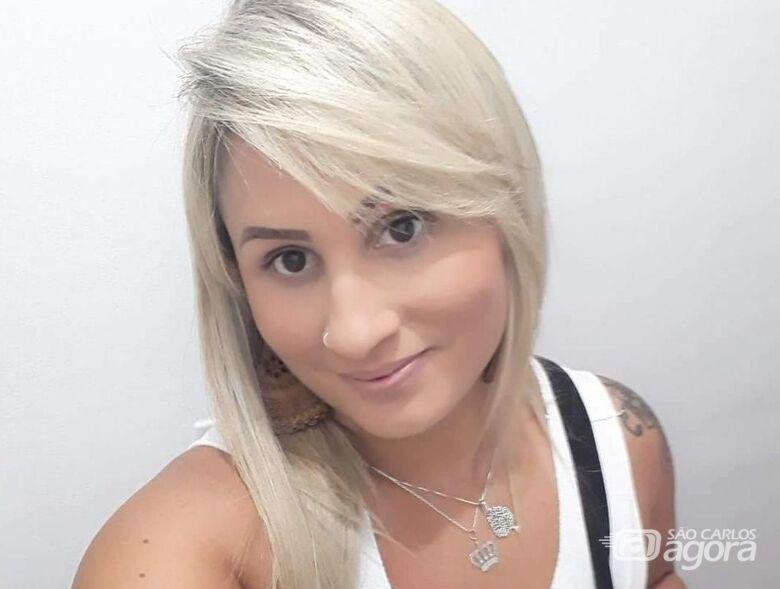 Jéssica foi brutalmente assassinada pelo ex-marido - Crédito: Arquivo/SCA