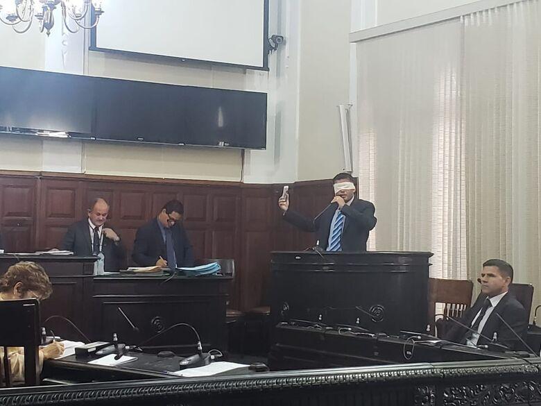 Notícias da Câmara: vereadores aprovam a construção de Museu do Esporte; deputado destina R$ 900 mil para enchentes e denúncia de esgoto no Monjolinho - Crédito: Divulgação