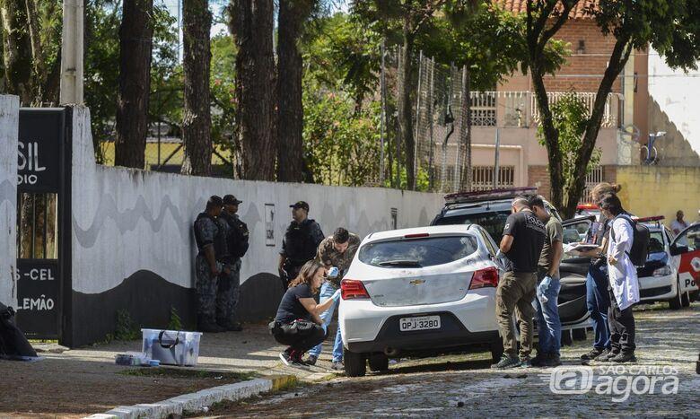 Justiça solta acusados de participação no massacre de escola em Suzano - Crédito: © Rovena Rosa/Agência Brasil