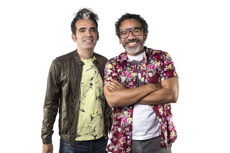 O show concebido e produzido por Max de Castro e Wilson Simoninha, filhos do cantor - Crédito: Divulgação