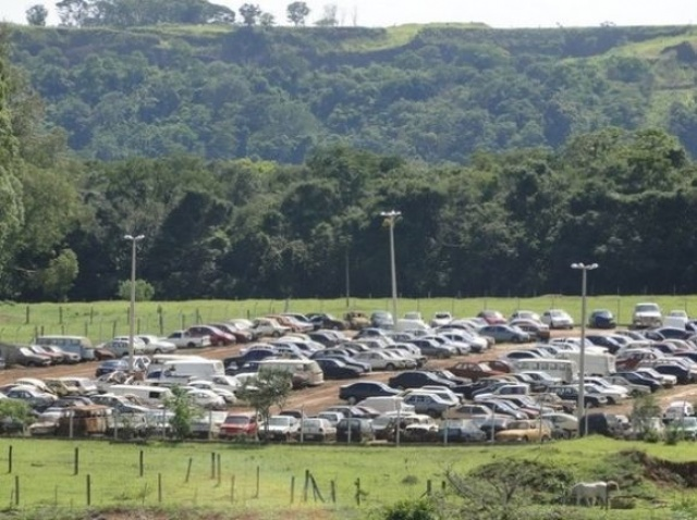 Pátio Municipal de São Carlos - Crédito: Arquivo/SCA