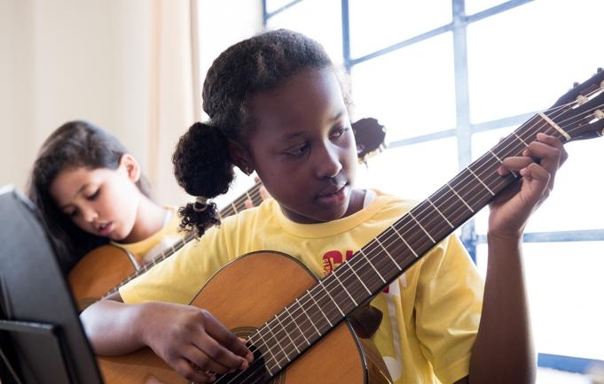 O Programa atende mais de 50 mil alunos por ano - Crédito: Gustavo Morita