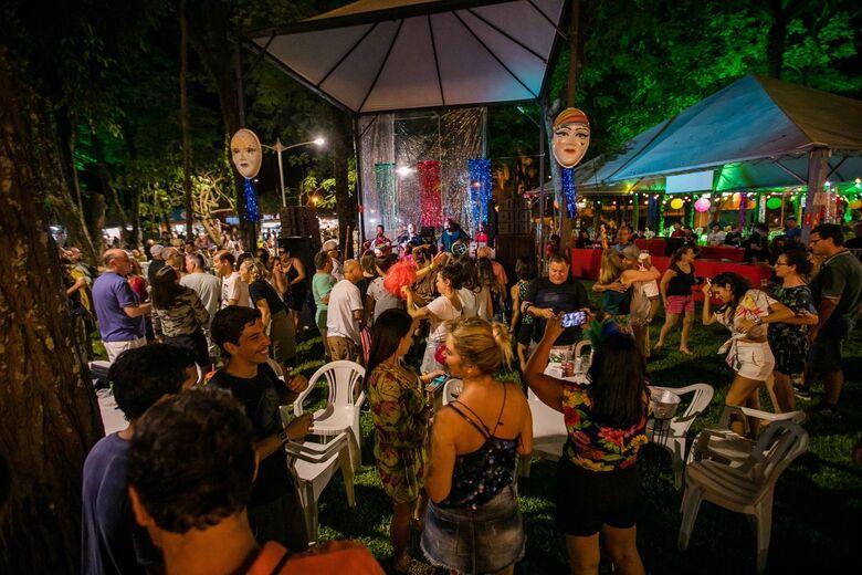 Confira a programação de carnaval nos clubes de São Carlos - Crédito: Divulgação/São Carlos Clube
