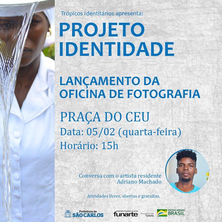 """São Carlos VIII recebe """"Projeto Trópicos Identitários: Fotografia, Arte e Memória"""" - Crédito: Divulgação"""