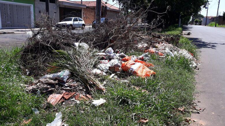 """Rocha: """"A limpeza urbana reflete nas condições de saúde e desenvolvimento do município"""" - Crédito: Divulgação"""