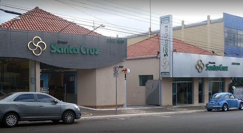 Devido a manutenção na rede elétrica, Funerária Santa Cruz atende provisoriamente em novos telefones - Crédito: Divulgação