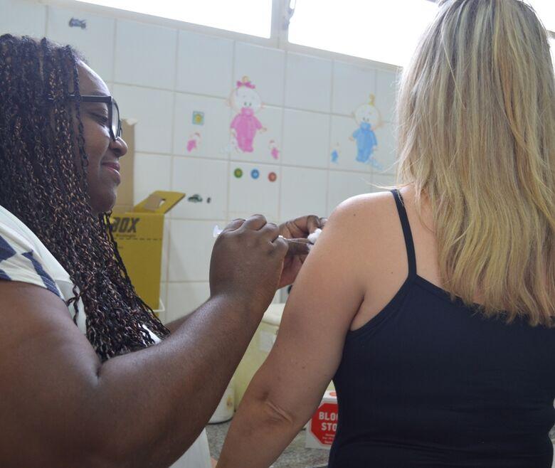 Mais de 5 mil pessoas procuram as unidades de saúde no dia de mobilização contra o sarampo -