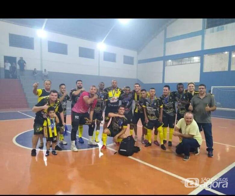 Com goleada, Deportivo Sanka fatura a Copa Verão - Crédito: Marcos Escrivani