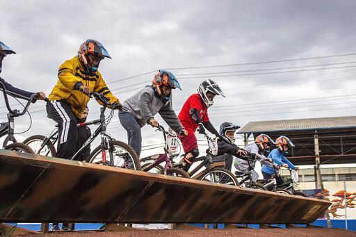 Associação São-carlense de Ciclismo realiza bazar beneficente - Crédito: Divulgação