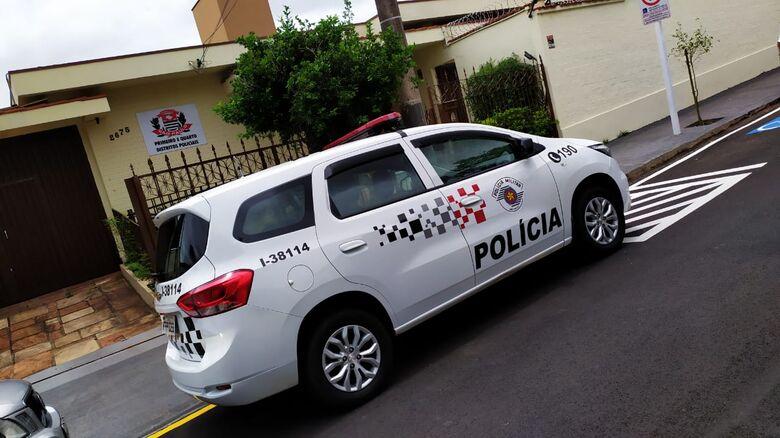 Ladra é detida após tentativa de furto a residência - Crédito: Arquivo/SCA