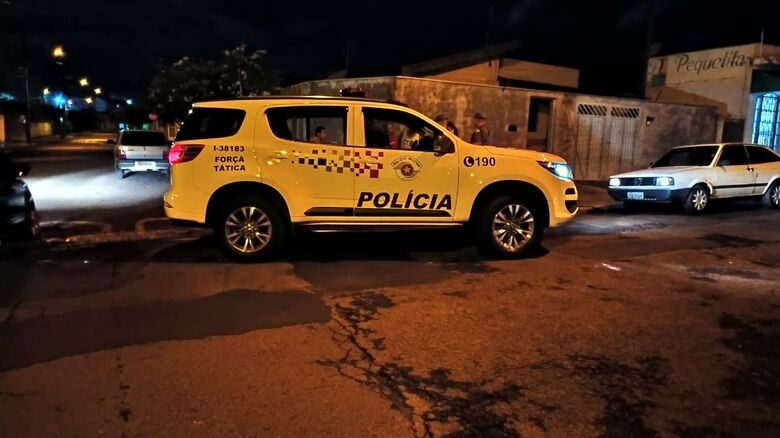 Homem é atingido por tiros de airsoft no Boa Vista - Crédito: Maycon Maximino