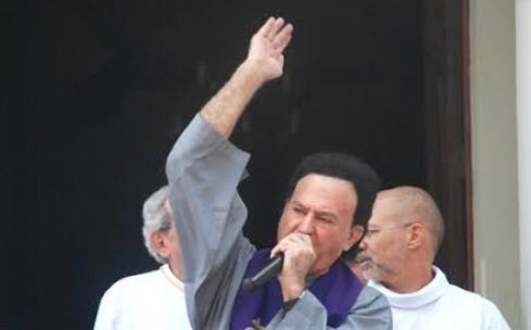 Padre Zé Antônio parabeniza São Carlos por Cavalgada Solidária - Crédito: Divulgação
