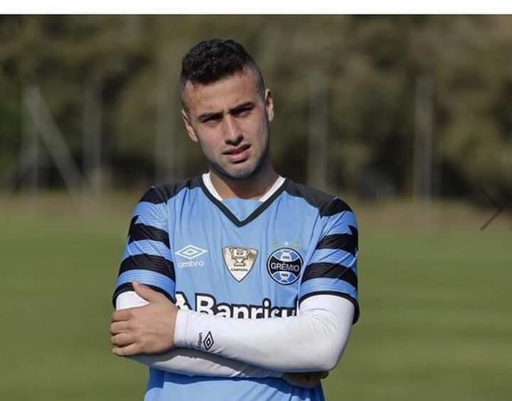 Goleiro com passagem pelo Grêmio/RS defenderá a Águia - Crédito: Divulgação