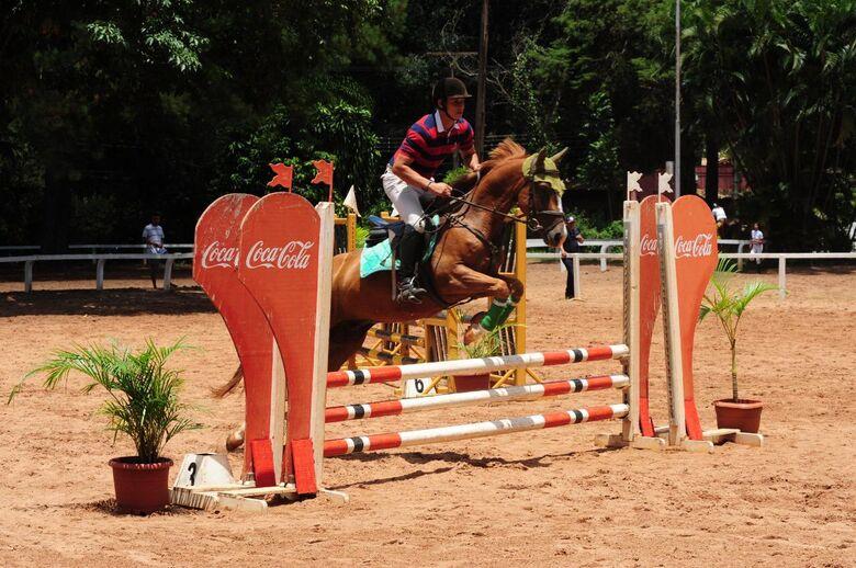 São-carlenses mostraram força na primeira competição do ano - Crédito: Divulgação