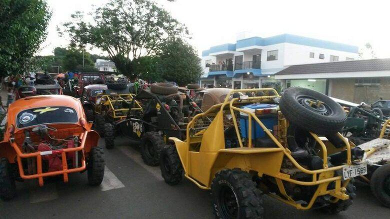 Jeeps e gaoilas podem participar da Jipada em prol da Igreja São Cristóvão - Crédito: Marco Lúcio
