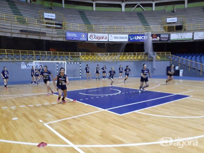 Equipe são-carlense treina forte de olho na temporada 2020 - Crédito: Marcos Escrivani