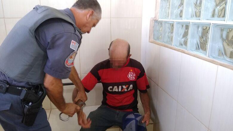 Homem é detido após esfaquear jovem no mesmo local em que cometeu um homicídio há 13 anos - Crédito: Luciano Lopes
