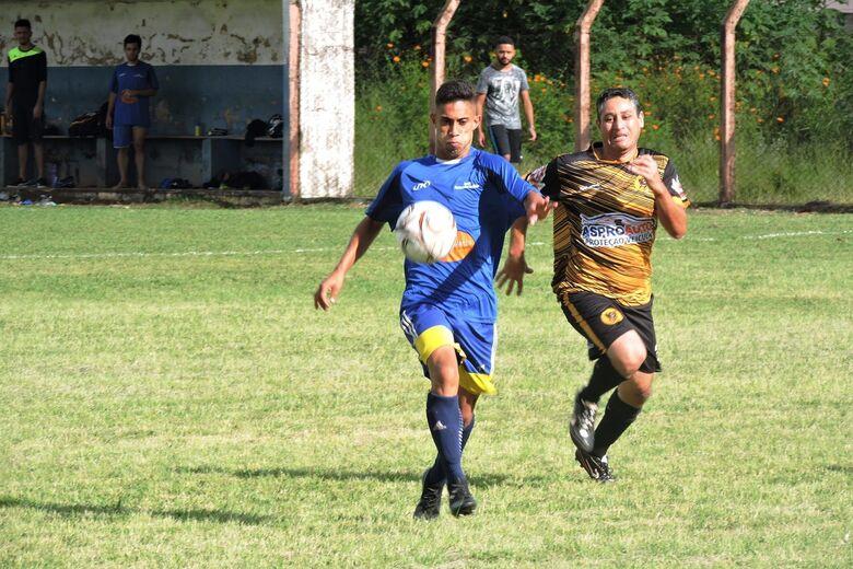 No jogo com maior número de gols da rodada, Pentecostal da Bíblia goleou por 7 a 4 - Crédito: Gustavo Curvelo